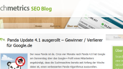 Searchmetrics Blog