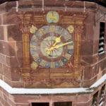 Kloster Hirsau: Glockenturmuhr