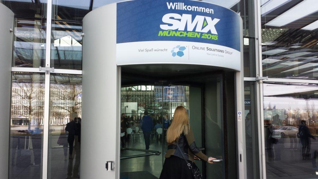 Mein persönlicher Recap zur SMX München 2015