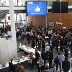 Mittagspause auf der SMX München 2015