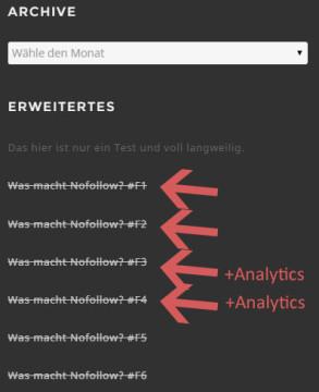 Nofollow-Test im Footer von nextlevelseo.de