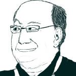 John Mueller gezeichnet